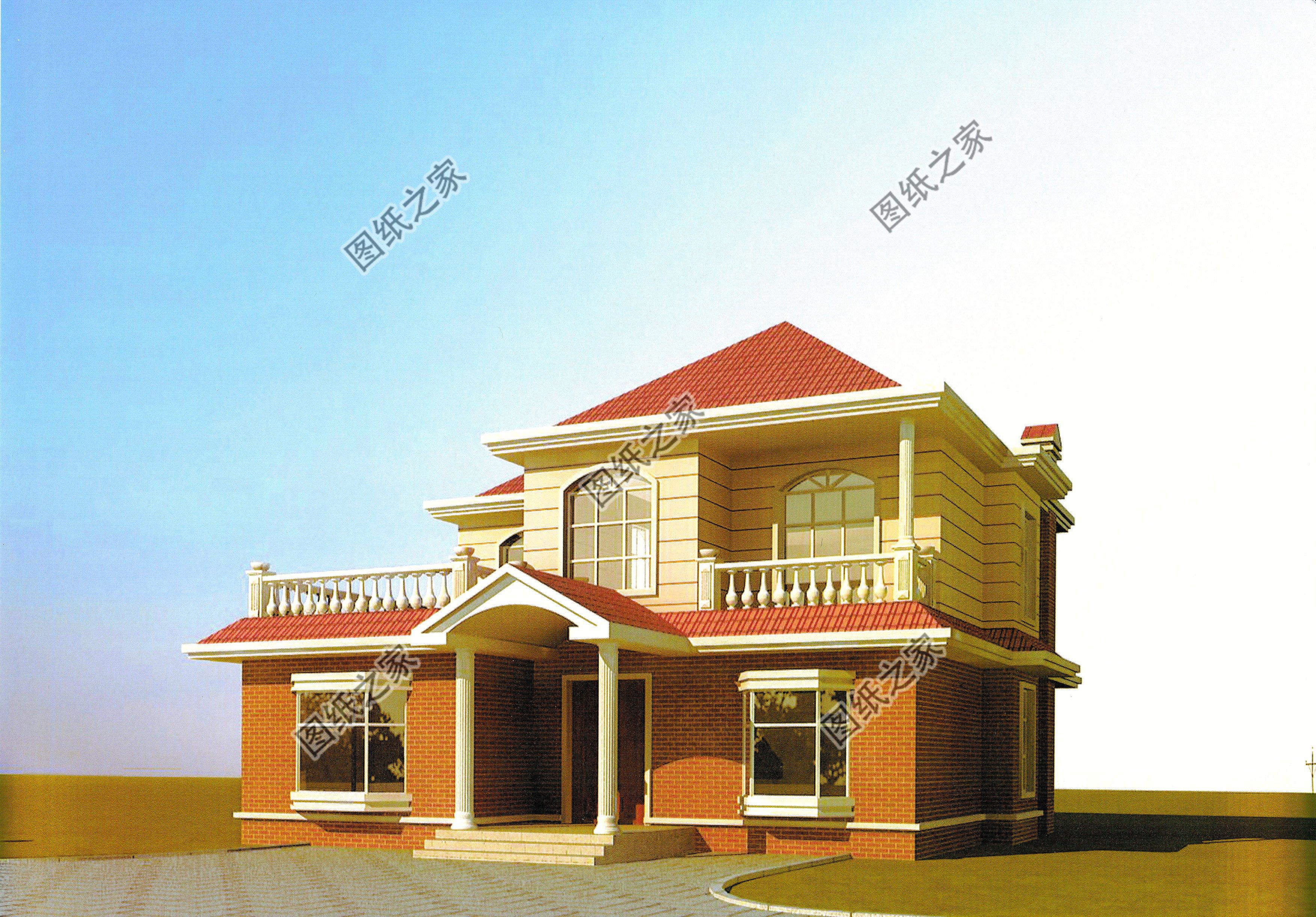 2021农村新款房子设计图,下面每一款都能让人心生欢喜