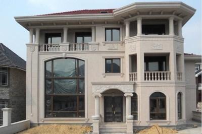 150平三层别墅自建房屋设计图,布局合理,采光通风好。