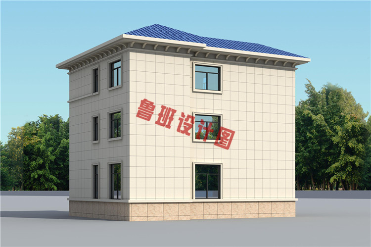 千套农村小别墅设计图供您挑选,农村自建房屋必看 -30万以内农村