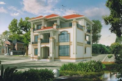 140平米复式三层别墅设计图,建一栋属于自己的房子。