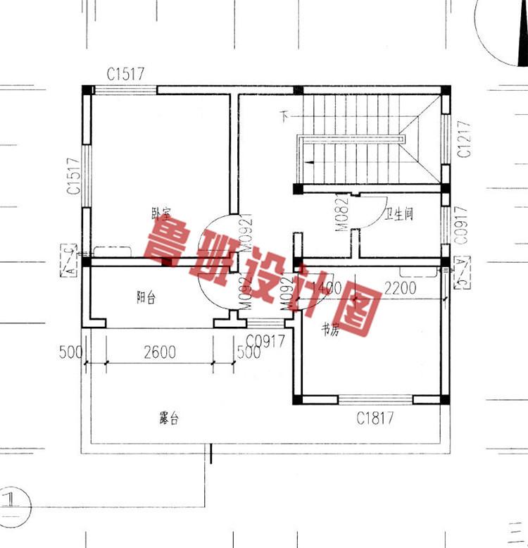 0平米中式别墅设计图,此三层房屋主体15万左右