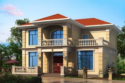 120平方房子设计图,造价低是王道,经典永流传