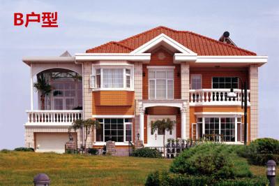 16×10米农村二层别墅设计图,一定能从众多别墅中脱颖而出。