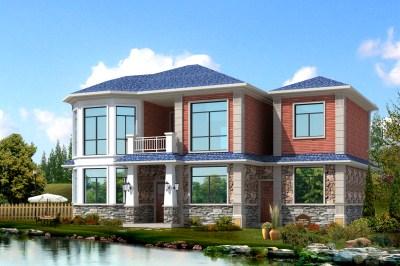 180平方米农村二层别墅房屋设计图,经济实用。