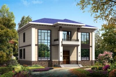 二层新中式160平别墅设计图,美呆了,这才是回家的诱惑。