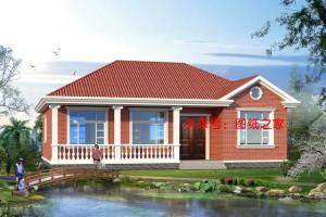 10万元农村自建一层小别墅设计,这样盖才漂亮