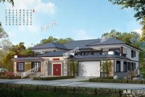 倍受国人喜爱四合院别墅设计效果图,心中的豪宅!