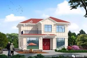 20万的二层别墅设计图,漂亮和实用性同样兼备!
