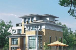 农村别墅三层设计方案,以后养老就靠它了。