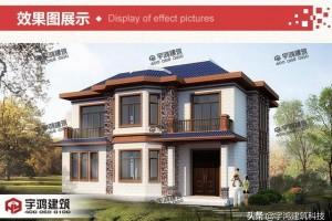 3套2层别墅设计方案图,让人过目难忘。