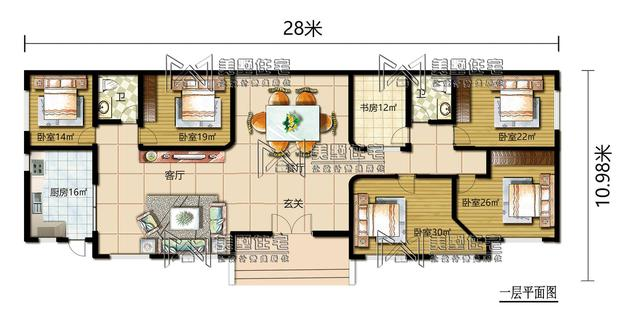 一层养老房,实用舒适,爸妈的最爱,主体只要25万