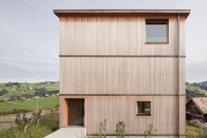 独栋小户型农村别墅设计图纸,不用一砖一瓦也能建成。