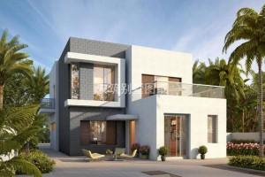 优雅的现代2层别墅设计图纸,年轻人的建房首选!