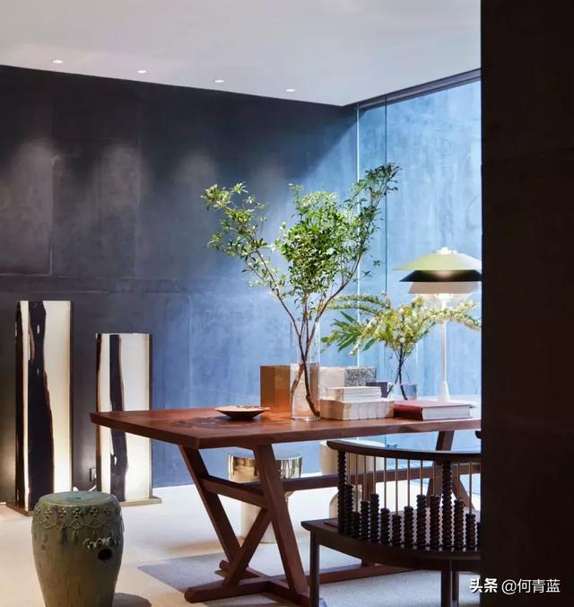 别墅丨600m² 于岁月中自由生长的东方意境,才是真正的生活