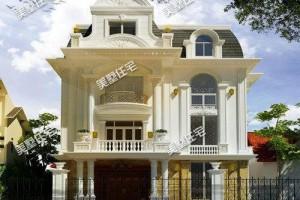 6款别墅设计图纸,欧式PK现代风,哪款更适合农村?