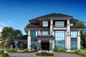 150平新中式别墅设计案例,一楼特设柴火厨房。