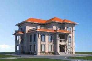 经典的复古风别墅设计案例,打造尊贵田园豪宅。