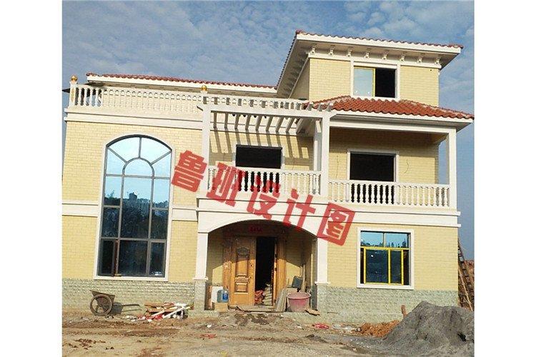 建房实拍案例图二