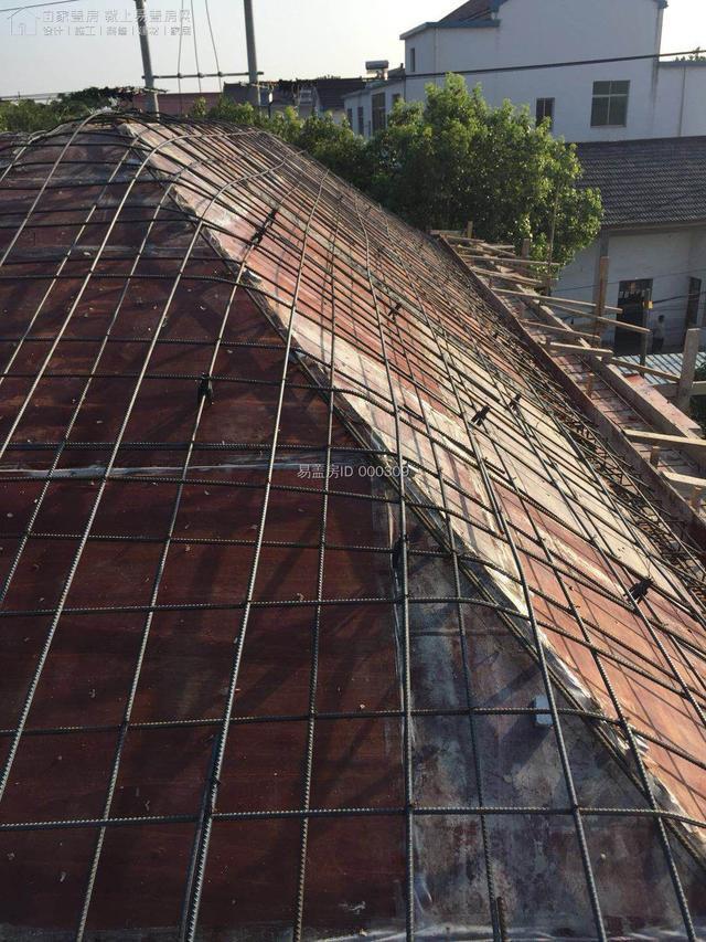 42W带土灶和阳光房的易盖房安徽马鞍山现代别墅怎么样
