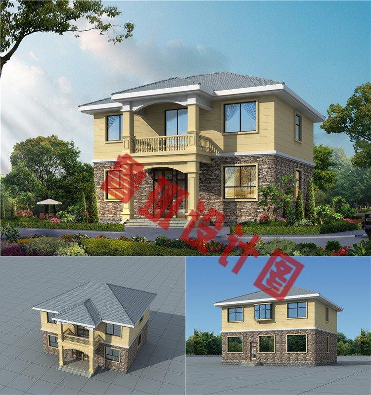二层欧式别墅设计方案
