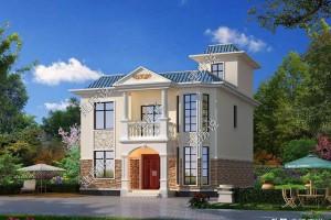 农村自建别墅案例,小宅基地的福音来啦。