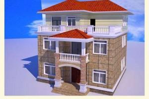 六栋农村自建别墅案例,总有一款你会喜欢。