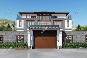 6款具代表性的中式别墅方案,收藏早晚用的上。