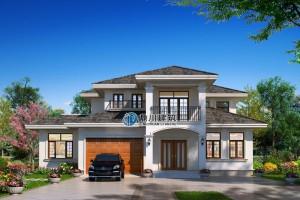 8套高品质自建房户型图纸,具有时代特性,极具贵气。