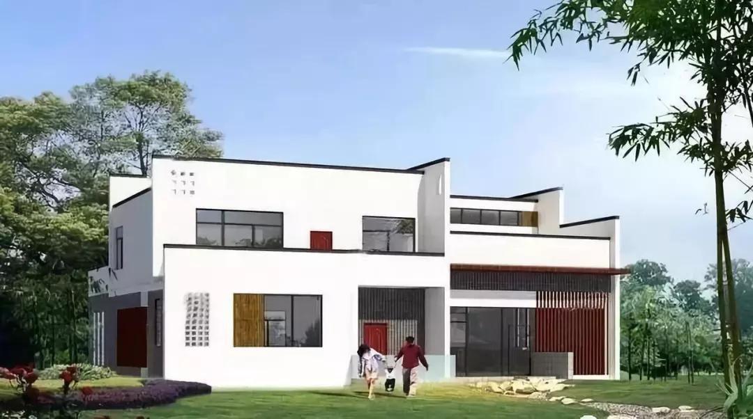6款自建房户型图纸,建栋人生没有缺憾。