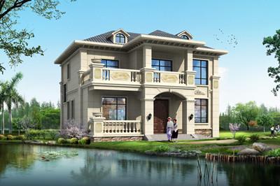 新农村经济实用二层房屋设计图,耐看又实用,经典永流传