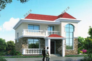 一百三十平农村房屋设计图,南方北方都能建的设计,快来看看吧