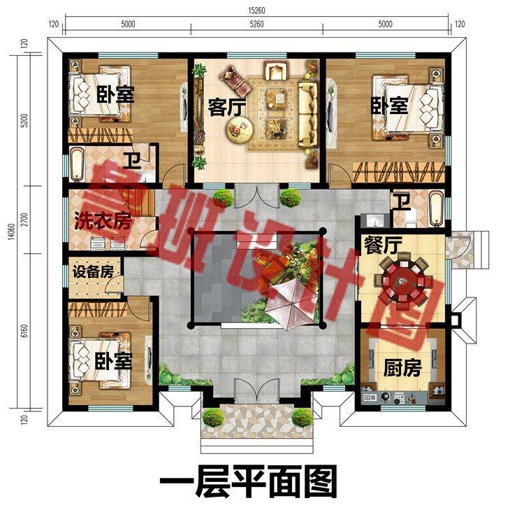 中国最美建筑四合院